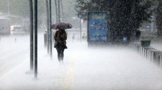 Meteoroloji'den flaş hava durumu uyarısı!