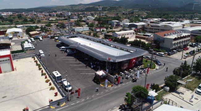 Susurluk'a yeni otobüs terminali