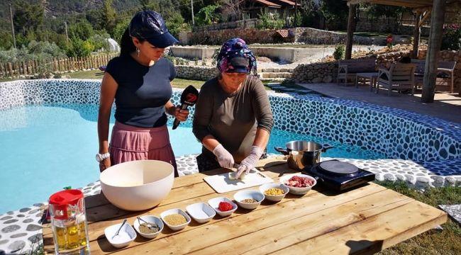 Çameli'nin lezzetleri Türkiye'ye tanıtılıyor