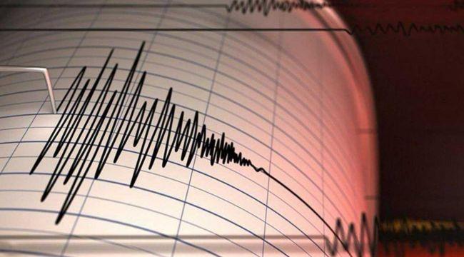 İzmir'de ardı ardına depremler