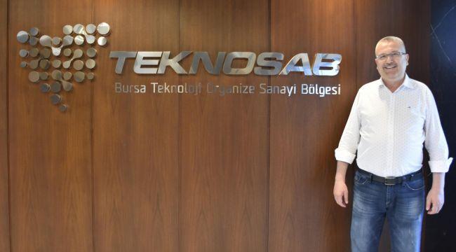 Teknoloji üssü TEKNOSAB'da fabrikalar yükseliyor