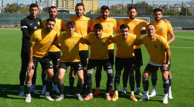 Aliağaspor, hazırlık maçında farklı kazandı
