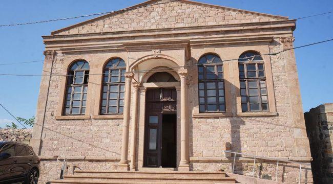 Bekir Coşkun Kütüphanesi 30 Ekim'de açılıyor