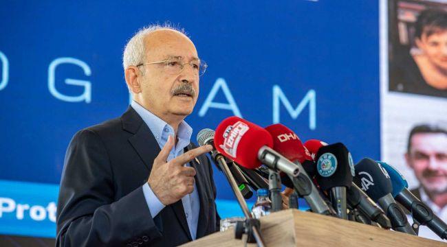 """CHP Lideri Kılıçdaroğlu: """"Çalışma alanı bulamayan gençler yurtdışına gidiyor """""""