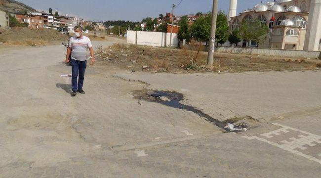 Edremit'te muhtarın isyanı: Köy kokuyor