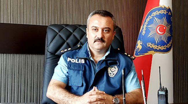 İzmir'de 19 ilçe emniyet müdürü değişti