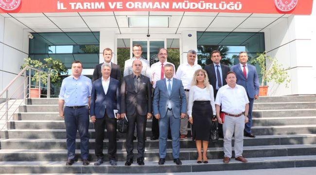İzmir de tarım masaya yatırıldı