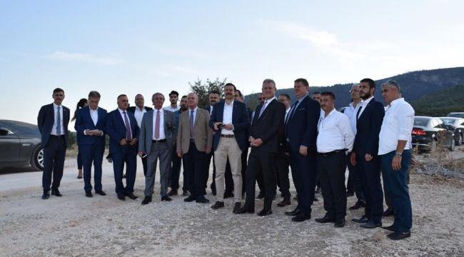 İzmir Mobilya Organize Sanayi Bölgesi katma değerli ihracatın önünü açacak
