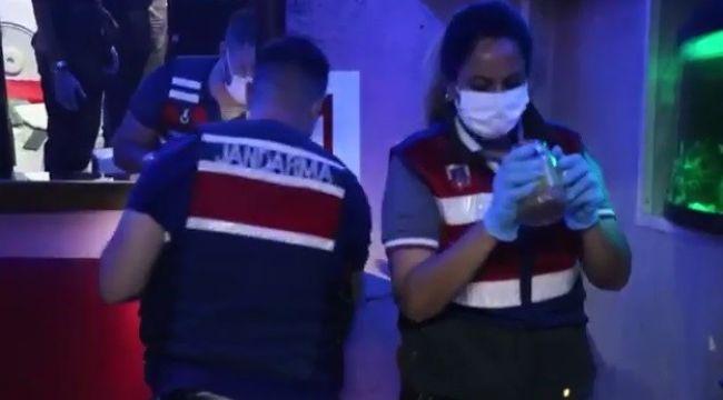 İzmir'den uyuşturucuya geçit yok: 12 gözaltı