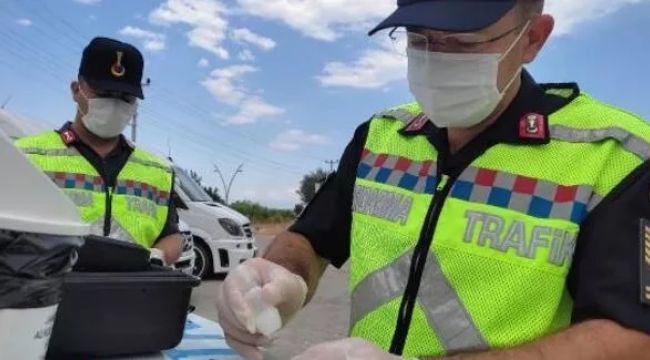 Okul servis şoförünün uyuşturucu testi pozitif çıktı