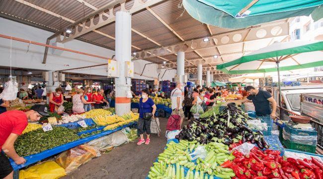 İzmir'deki pilot pazaryerlerinden yılda 40 ton organik gübre