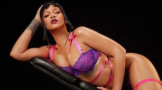 Rihanna'dan iddialı tasarımlar