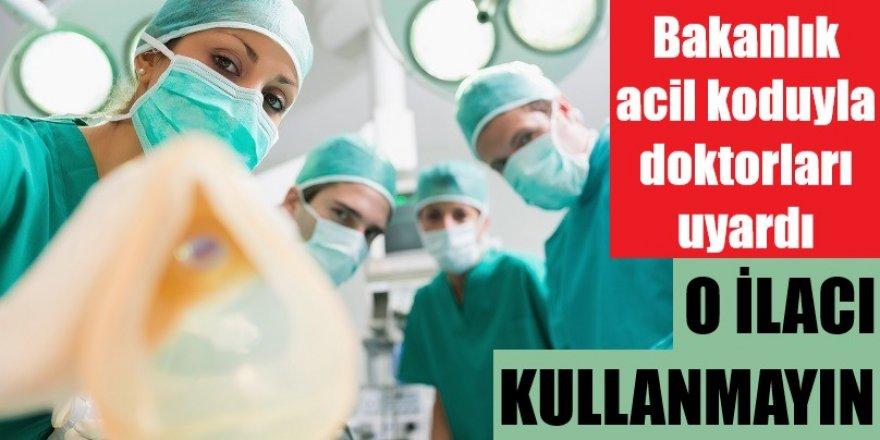 Endoskopiden ölümler bakanlığı harekete geçirdi
