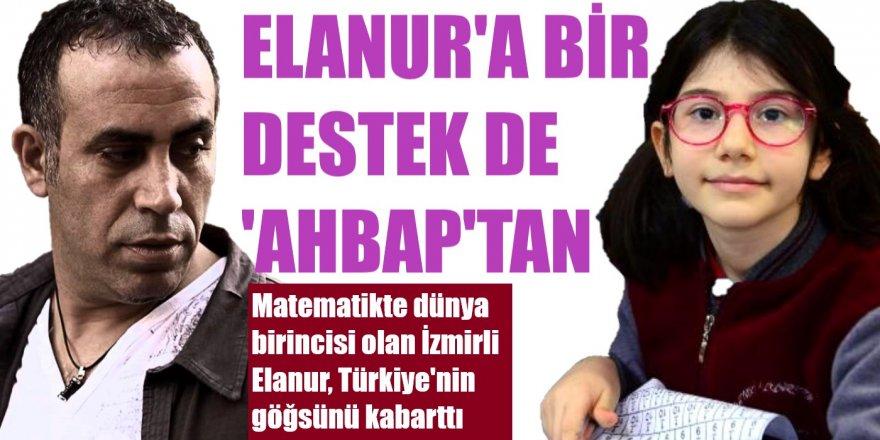 AHBAP Derneği'nden, dünya birincisi İzmirli Elanur'a müjde
