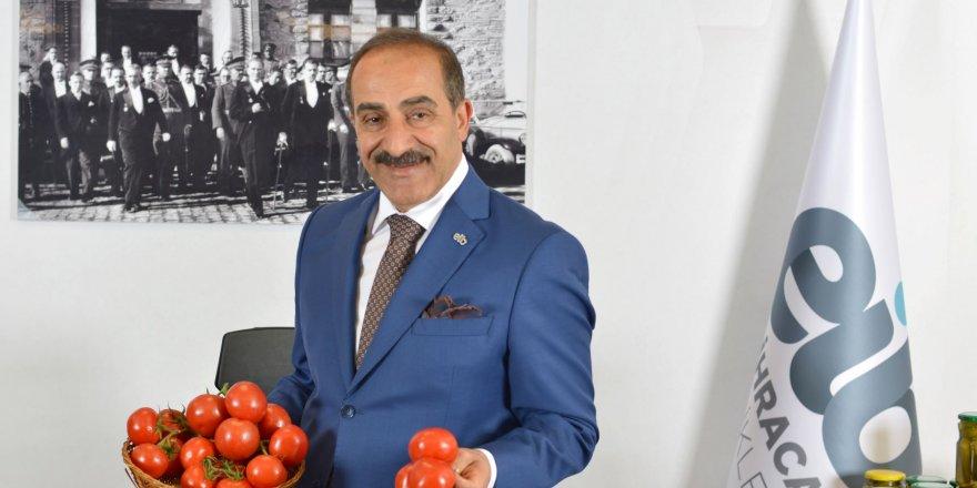 Ege'den taze meyve sebze ihracatında yüzde 68'lik artış