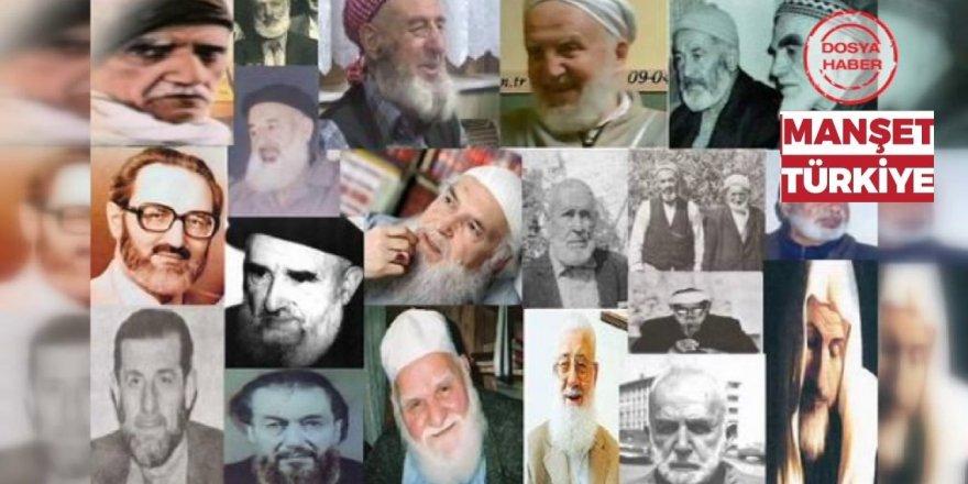 Türkiye'de kaç tarikat, kaç cemaat var