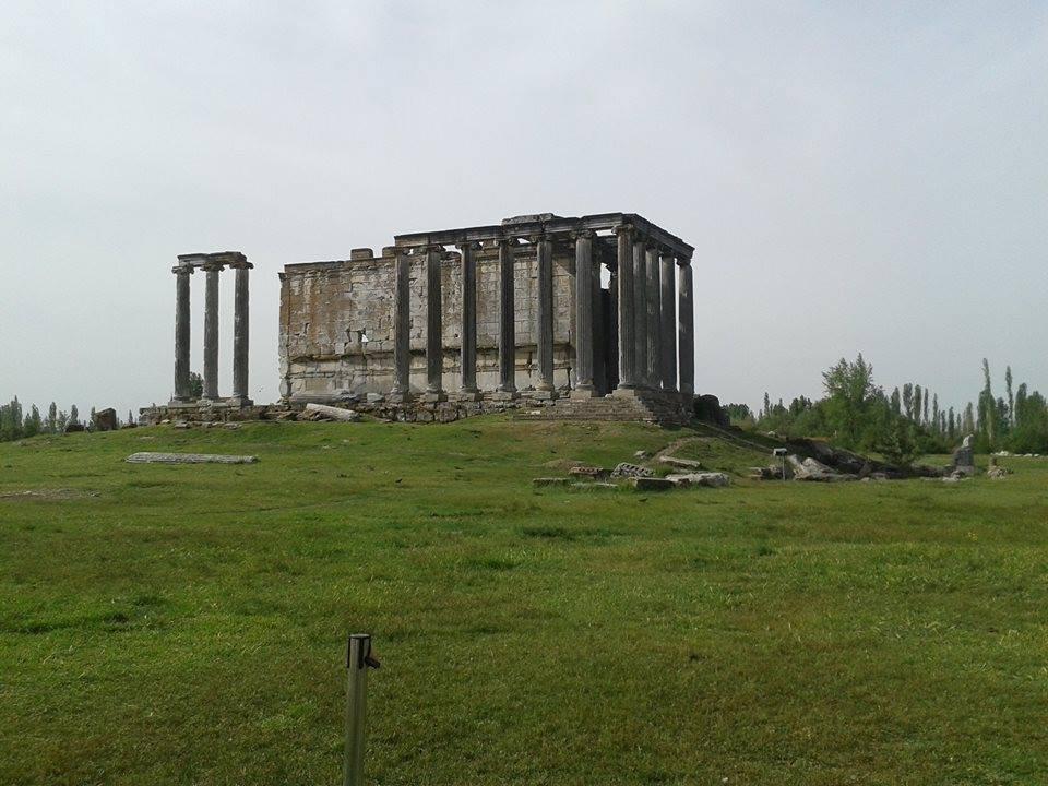 Aizanoi Antik Kenti 30 Nisan'a kadar ziyarete kapatıldı