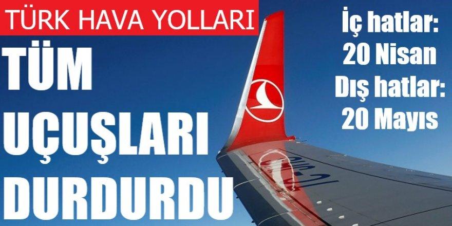 Türk Hava Yolları'ndan flaş koronavirüs kararı