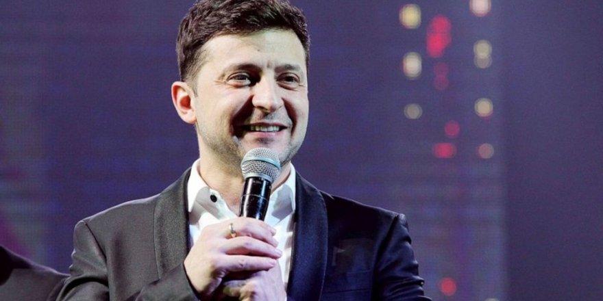 Ukrayna'nın yeni Cumhurbaşkanı Bodrum'da