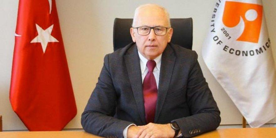 İzmir Ekonomi'nin yeni rektörü Aşkar