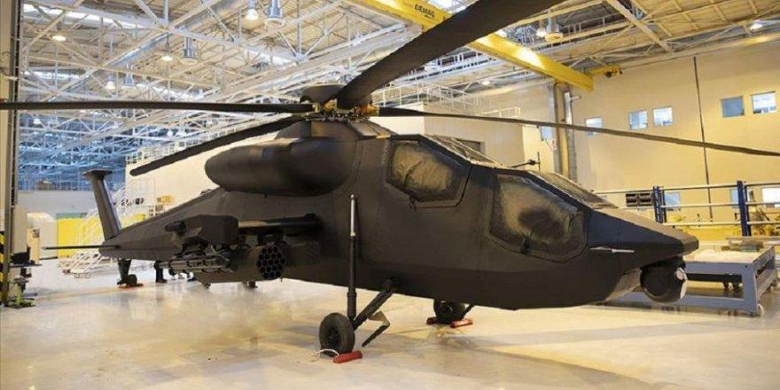 Yeni taarruz helikopteri vitrine çıkıyor