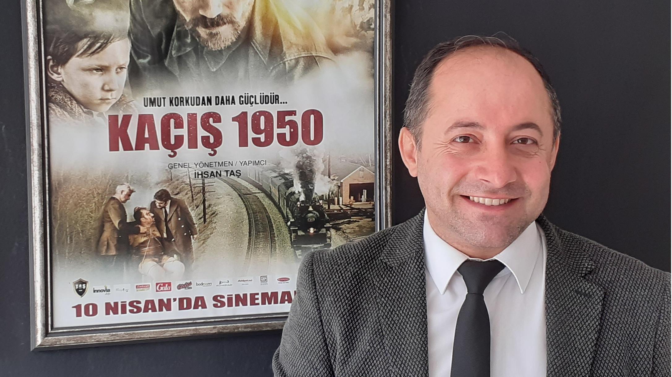 Kaçış 1950'' filmine 5 yıl gecikmeli ödül - Kültür Sanat - Manşet ...