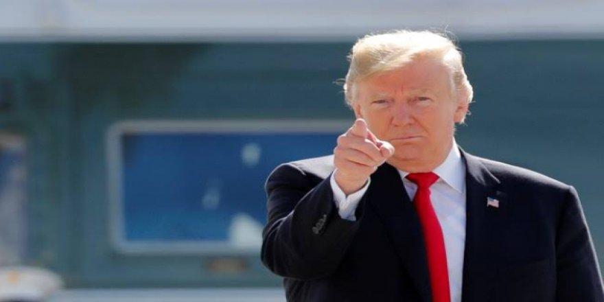 ABD Başkanı Trump Japonya'ya gidiyor