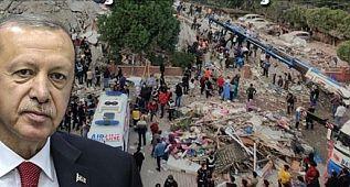 İzmir deprem konutları temeli atılıyor