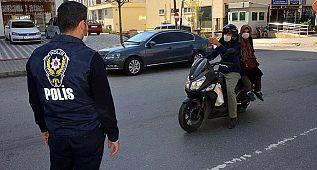 Şaka değil, gerçek polis kontrolü!