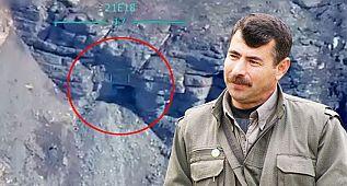 Vurulma anı! PKK'lı Sofi Nurettin'in bileti böyle kesildi